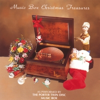Porter Music Box Co. | Music Box Christmas Treasures