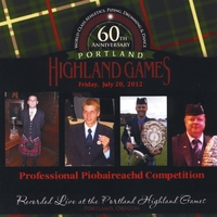 Various Artists | 2012 Professional Piobaireachd Competition