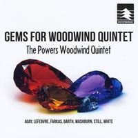 Powers Quintet | Gems For Woodwind Quintet