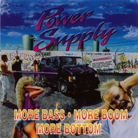 Power Supply | More Bass-More Boom-More Bottom