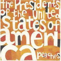 The Presidents of the United States of America | Peaches - Video Killed The Radio Star 7""