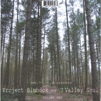 Project Blubook | Severn Valley Soul vs.Project Blubook Volume 1