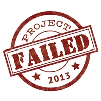 Project Failed 2013 | Project Failed 2013