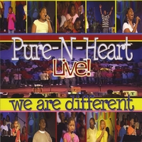 Pure-N-Heart | Live! We Are Different