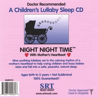 Purewhitenoise.com | Night Night Time Lullabies