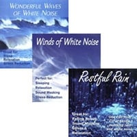 PureWhiteNoise.com | Soothing Nature 3-Pack