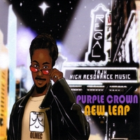 Purple Crown | New Leap