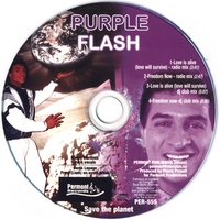 Purple Flash | Save the planet