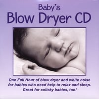 Purewhitenoise.com | Baby's Blow Dryer CD