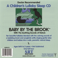 PureWhiteNoise.com | Baby By The Brook Lullabies