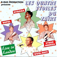 Quatre Etoiles du Zaire | Live in London
