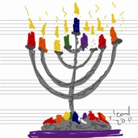 Rabbi Rita Leonard | Little Candle Fires