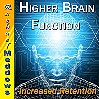 Rachael Meddows | Higher Brain Function & Increased Retention, Better Memory Guided Meditation Hypnosis Binaural Beats