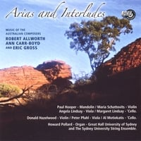 Robert Allworth, Eric Gross, Ann Carr-boyd | Arias And Interludes