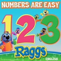 Raggs | Numbers Are Easy 1-2-3