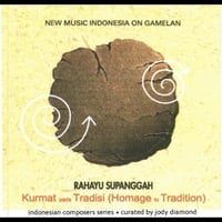 Rahayu Supanggah | Homage to Tradition (Kurmat Pada Tradisi)