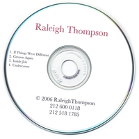 Raleigh Thompson | Make Believe