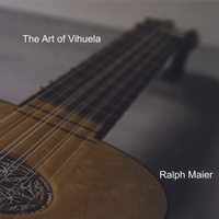 Ralph Maier | The Art of Vihuela