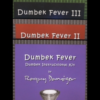 Raquy Danziger | Dumbek Fever Kits - All Three for $100