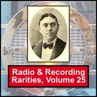 Various Artists | Radio & Recording Rarities, Volume 25