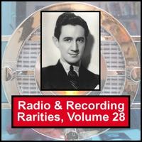 Various Artists | Radio & Recording Rarities, Volume 28