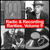 Various Artists | Radio & Recording Rarities, Volume 9