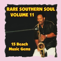 Various Artists | Rare Southern Soul, Vol. 11 - 15 Beach Music Gems