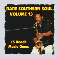 Various Artists | Rare Southern Soul, Vol. 13 - 15 Beach Music Gems