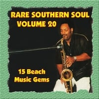 Various Artists | Rare Southern Soul, Vol. 20 - 15 Beach Music Gems