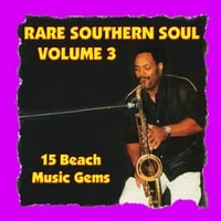 Various Artists | Rare Southern Soul, Vol. 3 - 15 Beach Music Gems