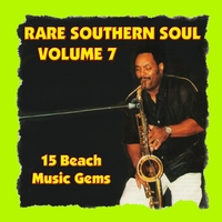 Various Artists | Rare Southern Soul, Vol. 7 - 15 Beach Music Gems