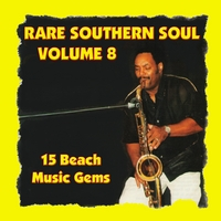 Various Artists | Rare Southern Soul, Vol. 8 - 15 Beach Music Gems
