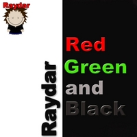 Raydar | Red Green and Black (Original Mix)