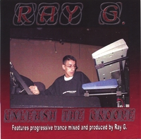 RAY G. | UNLEASH THE GROOVE