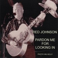 Red Johnson | Pardon Me for Looking In