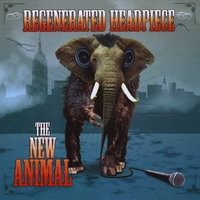 Regenerated Headpiece | The New Animal