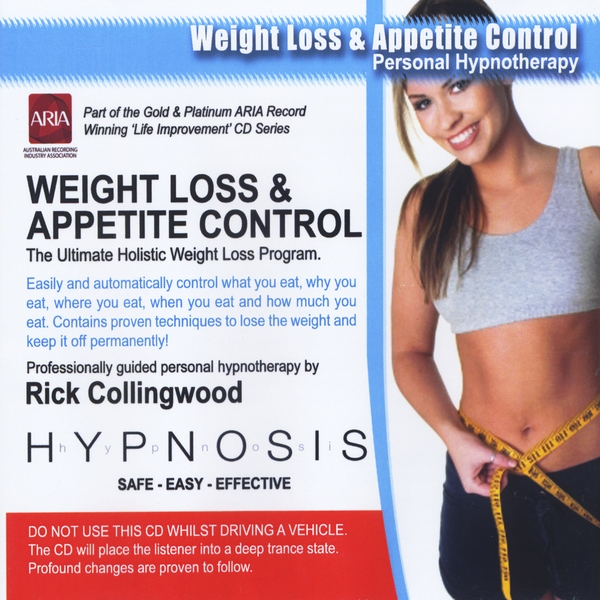 Weight Loss Hypnosis MP3 Rick collingwood