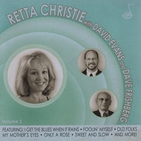 Retta Christie | Retta Christie with David Evans and Dave Frishberg, Volume 2