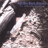 The Rev Black Flowers | The Glass Bottled Soda