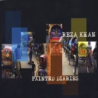 Reza Khan | Painted Diaries
