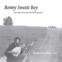 Richard Griffith | Bonny Sweete Boy