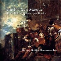Richard Griffith | The Prince's Masque