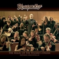 Rhapsody | The Magic of the Wizard's Dream - EP (feat. Christopher Lee)