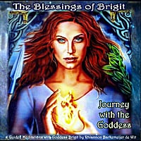 Rhiannon Barkemeijer de Wit | The Blessings of Brigit: Journey with the Goddess