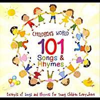 Rhymes 'n Ryhthm | Children's World 101 Songs & Rhymes for Happy Times