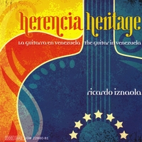 Ricardo Iznaola | Heritage - The Guitar in Venezuela