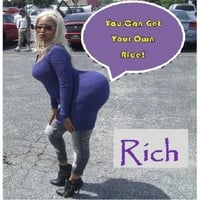 Rich | You Can Get Your Own Ride