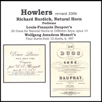 Richard O. Burdick | Howlers revised 2006
