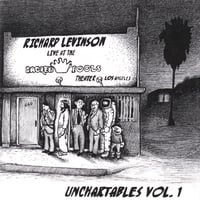 Richard Levinson | Unchartables Vol. 1 Live at The Sacred Fools Theater, Los Angeles