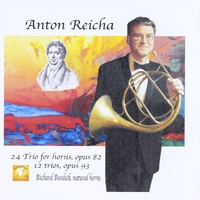 Richard O. Burdick | Horn Trios by Anton Reicha